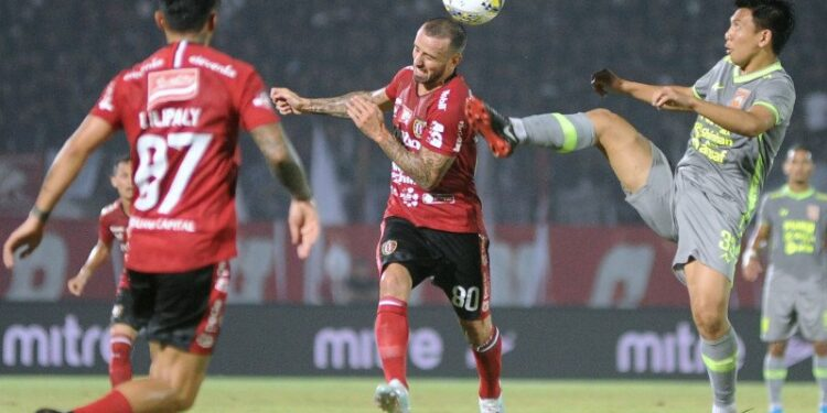 Pemain Borneo FC Diego dan Wahyudi cedera jelang Piala Menpora