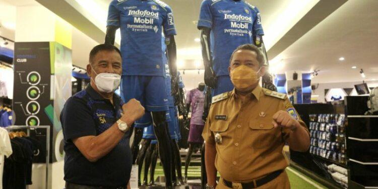 Pemkot Bandung minta Bobotoh Persib tak gelar nonton bareng