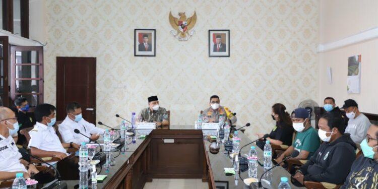 Pemkot-Manajemen Persebaya teken tujuh poin kesepakatan bersama