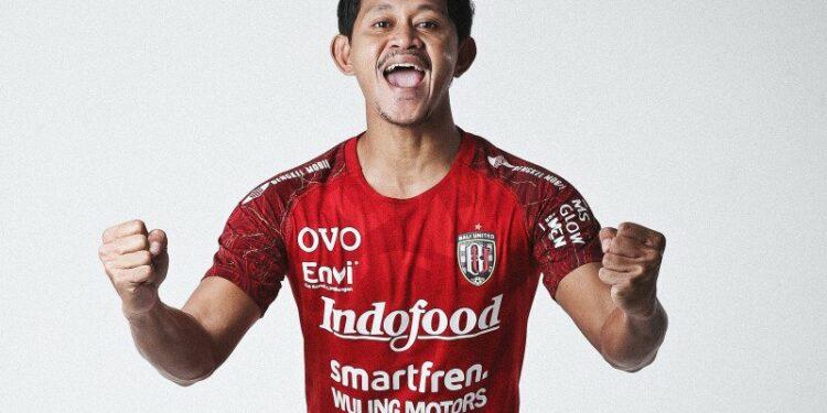 Perkuat pasukan, Bali United datangkan Rizky Pellu