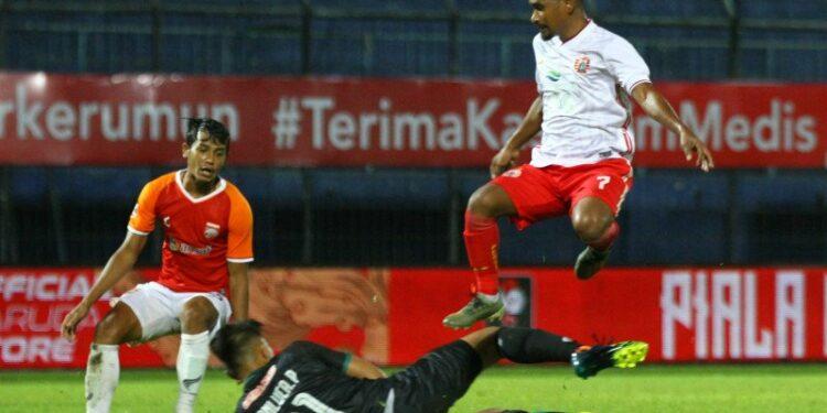Persija bungkam Borneo FC 4-0