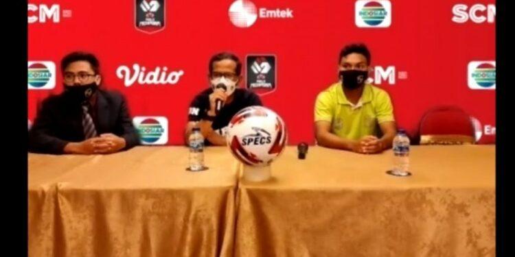 Sebut Arema FC tim solid, Djanur siap beri perlawanan setimpal