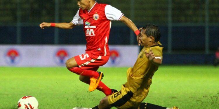Servis bola mati jadi kunci Persija bungkam Bhayangkara Solo FC