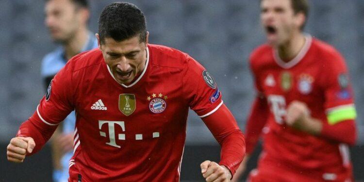 Singkirkan Lazio, Bayern melenggang ke perempat final
