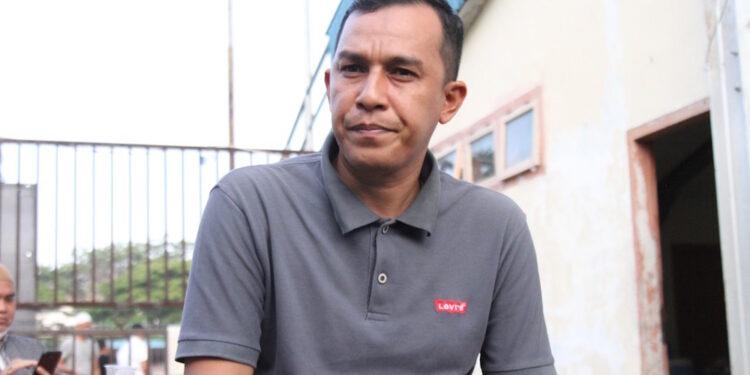Manajer Persiraja Banda Aceh, Sudarman   Foto Media Officer