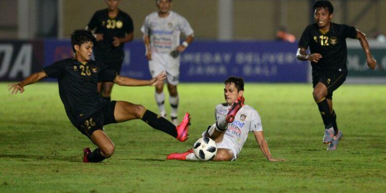Teco anggap wajar pemain Bali United kelelahan saat lawan timnas