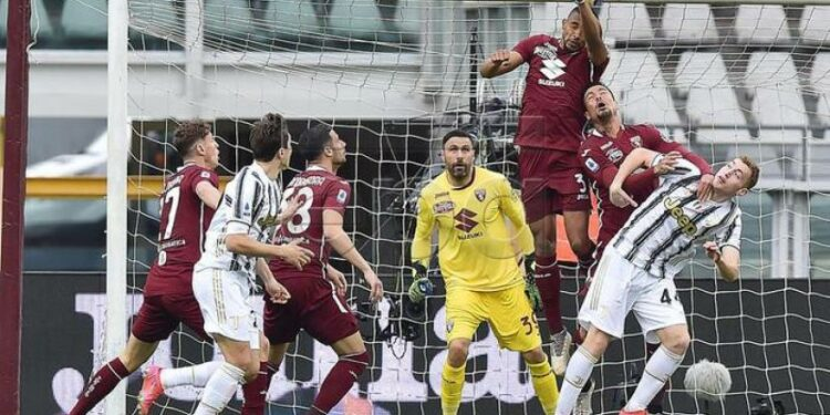 Pertandingan derbi Turin antara Torino vs Juventus dalam lanjutan Serie A Liga Italia, Ahad (4/4) dini hari WIB.