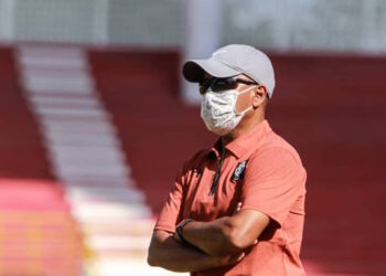 Coach Fakhri Husaini | Foto via Instagram