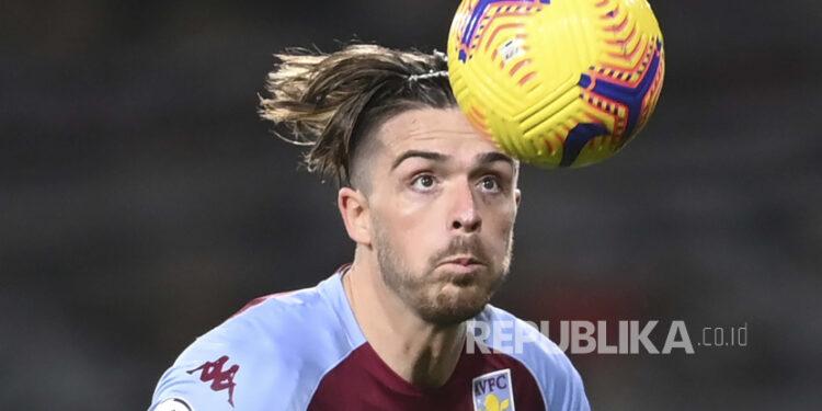 Jack Grealish dari Aston Villa.