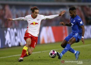 Imbang 0-0 lawan Hoffenheim, Leipzig buang peluang pepet Bayern