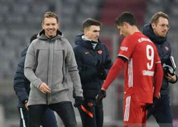Lewandowski siap sambut Nagelsmann di Bayern Muenchen musim depan