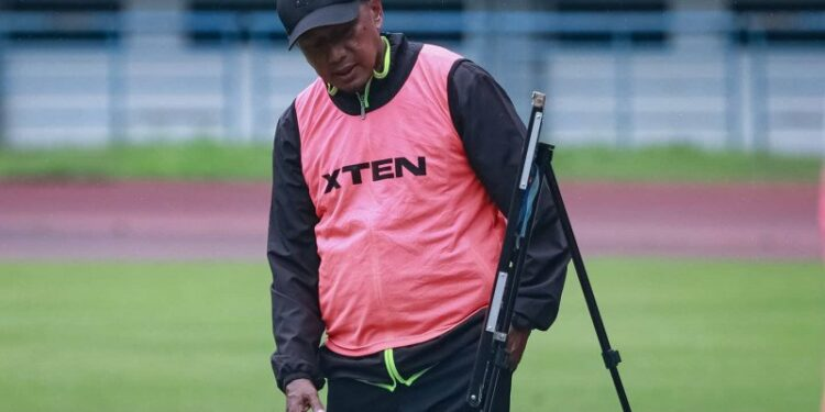 Madura United uji cobakan pemain yang belum turun Piala Menpora