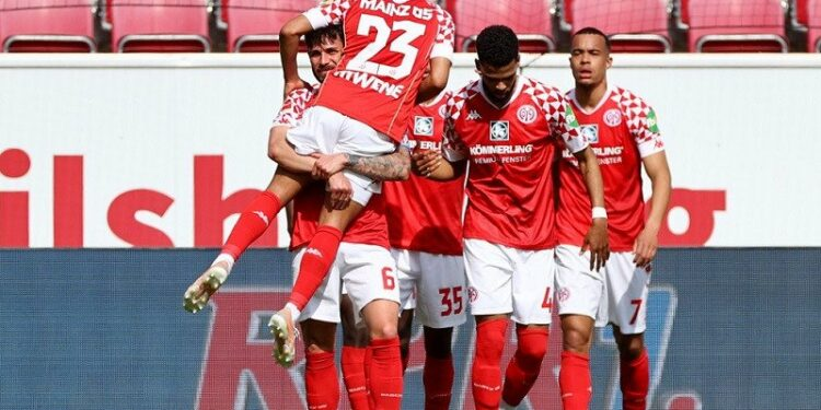 Mainz forced Bayern to postpone the championship party