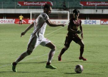 PSM Makassar puas dengan hasil seri lawan Persija