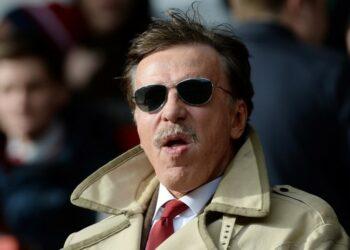 Pemilik Arsenal, Stan Kroenke.