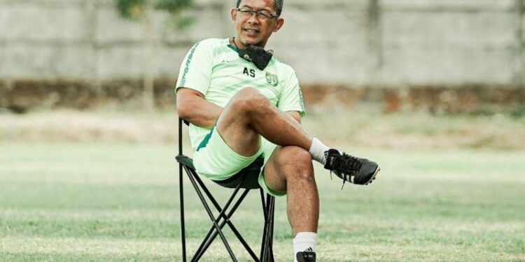 Pelatih Persebaya puas dengan pemain muda meski kalah dari PSS