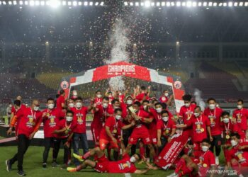 Piala Menpora: dari rumah, untuk Indonesia