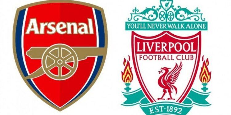 Arsenal vs Liverpool.