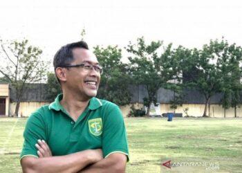 Aji Santoso gembira pemain Persebaya dominasi Timnas Indonesia