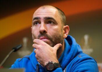 Igor Tudor, pelatih baru Udinese.