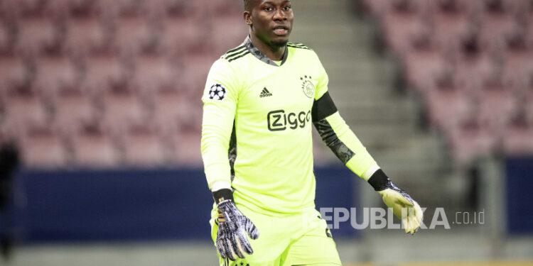 Kiper Ajax Andre Onana.