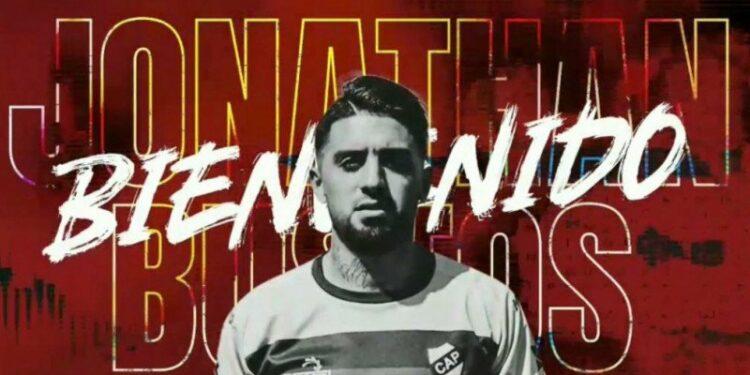 Borneo FC rekrut pemain Argentina Jonathan Bustos