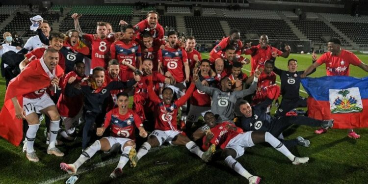 List of French League winners: Lille stop PSG domination