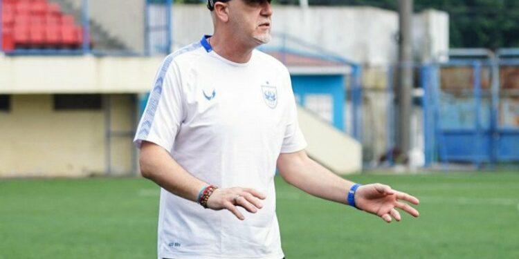 Dragan puas dengan progres latihan pemain PSIS