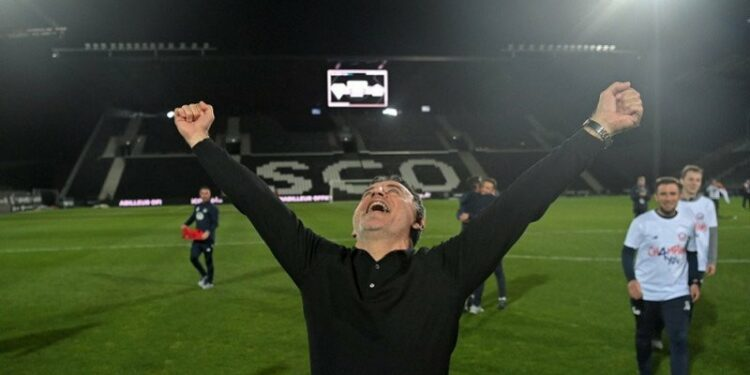 Galtier left Lille coach seat after winning the French League