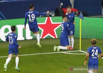 Gol tunggal Kai Havertz antar Chelsea juara Liga Champions