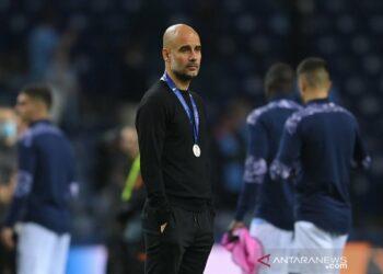Guardiola berjanji bawa Manchester City ke final Liga Champions lagi
