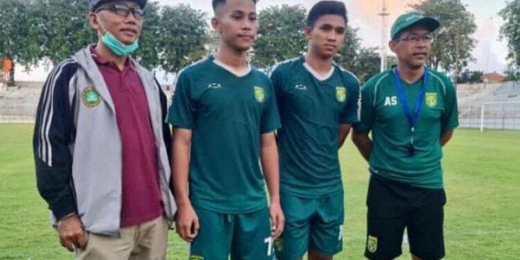 HWFC berharap duo Persebaya bantu tim lolos Liga 1