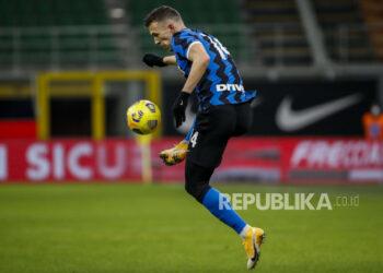 Ivan Perisic dari Inter Milan.