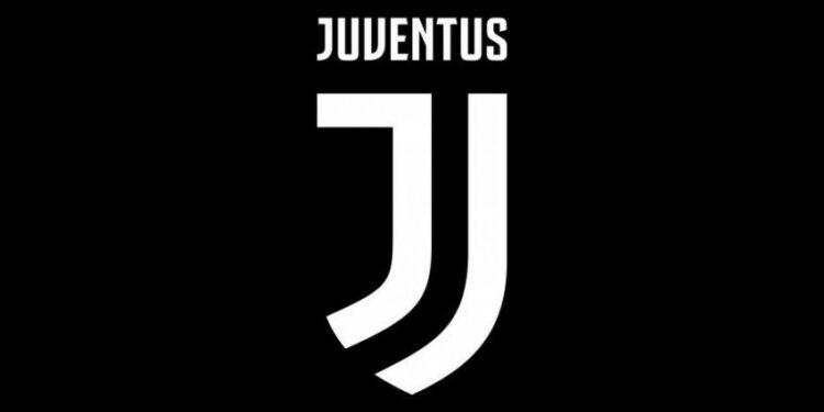 Logo baru Juventus.