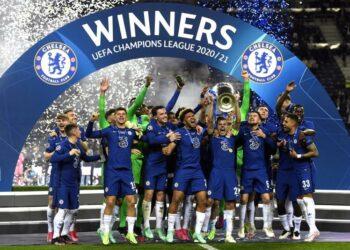Chelsea menjadi juara Liga Champions musim 2020/ 2021 usai mengalahkan Manchester City.