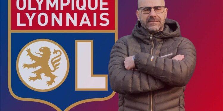 Lyon announces Peter Bosz appointment