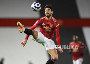 Playmaker Manchester United Bruno Fernandes