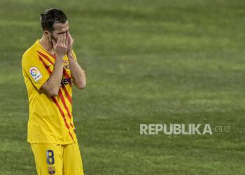 Miralem Pjanic dari Barcelona.