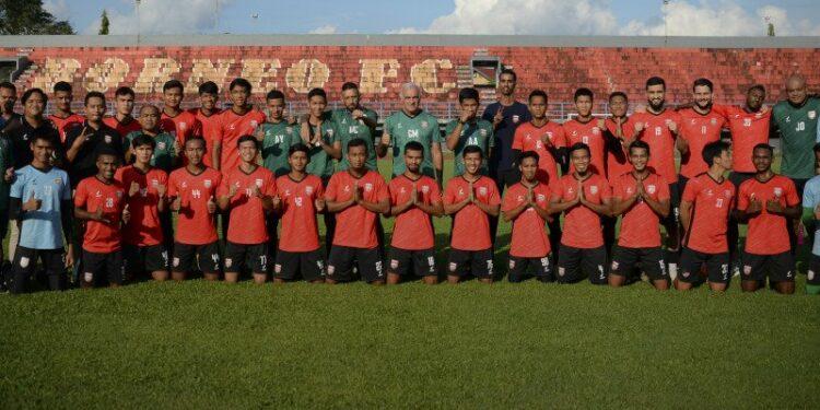 Persiapan kompetisi, Borneo FC tantang PSG Pati