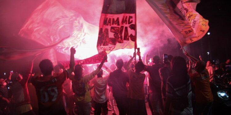 Polri: Kerumunan suporter usai Piala Menpora tak boleh terjadi di liga