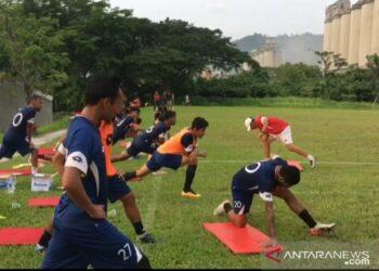 Semen Padang FC jadwalkan latihan perdana Rabu hadapi Liga 2