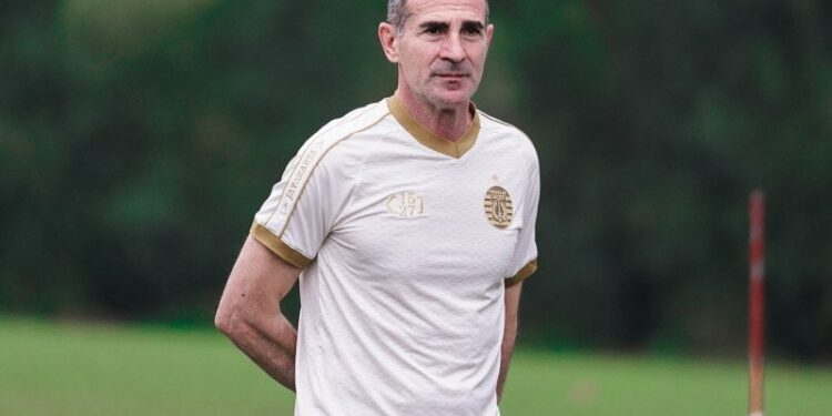 Angelo Alessio asks Persija players to show commitment