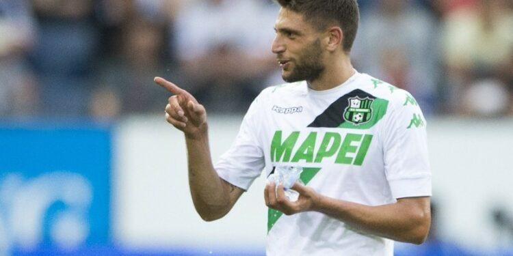 Striker Sassuolo, Domenico Berardi.