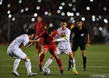 One: Indonesia forgets about losing to Vietnam in the SEA Games final 2019