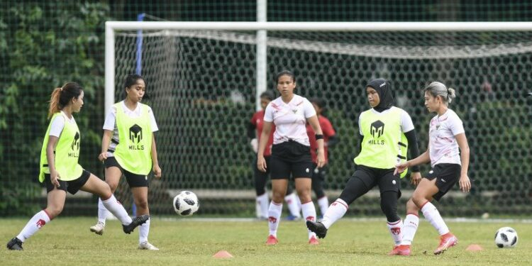 Indonesia segrup Korut-Irak di Kualifikasi Piala Asia Putri 2022