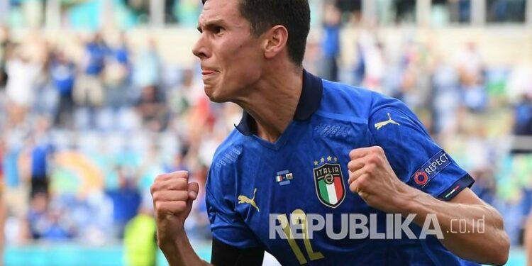 Pemain Italia Matteo Pessina jadi incaran Inter Milan.