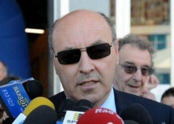 Direktur Umum Juventus Beppe Marotta.