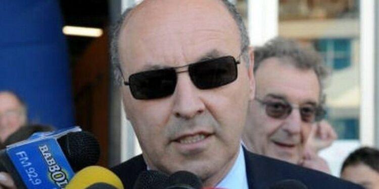 General Director of Juventus Beppe Marotta.