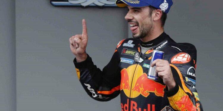 Oliveira optimistis incar pole kedua dalam karier di Sachsenring