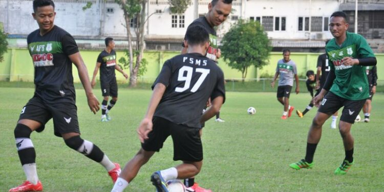 PSMS terus matangkan persiapan hadapi Liga 2